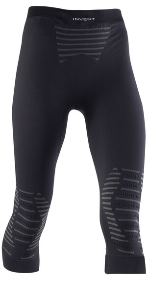 X-Bionic Invent Pants Medium Women Black/Anthracite